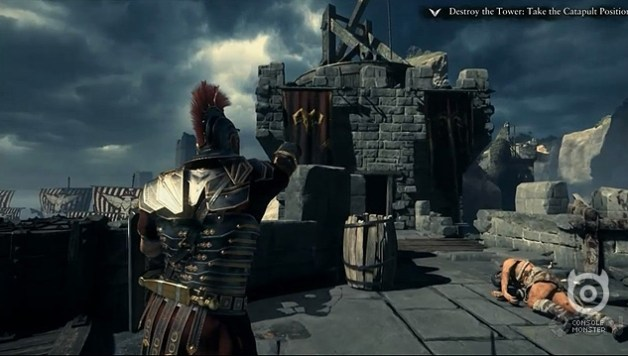 Xbox One Title Ryse: Son of Rome Could Have Been A Kinect Only Game