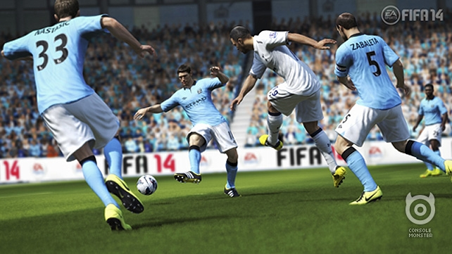 Xbox One users are getting charged for free FIFA 14 and EA Sports UFC demos due to system error