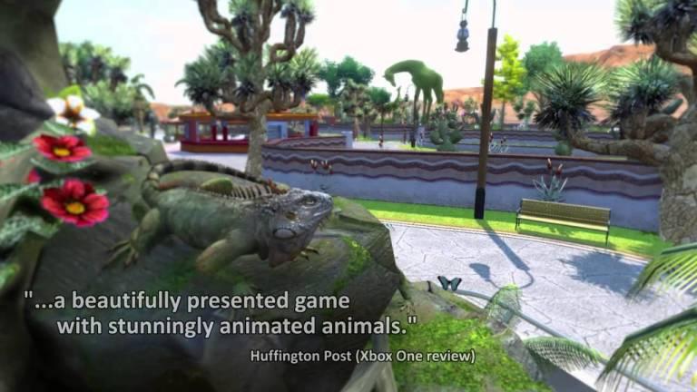 Zoo Tycoon - Gameplay Trailer