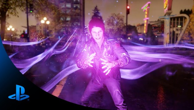 inFamous: Second Son Dated + Neon Reveal Video Inside