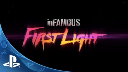 inFamous: Second Son - First Light Announce Trailer
