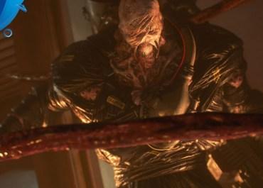 """New Resident Evil 3 trailer roars """"STARSSSSS!"""""""