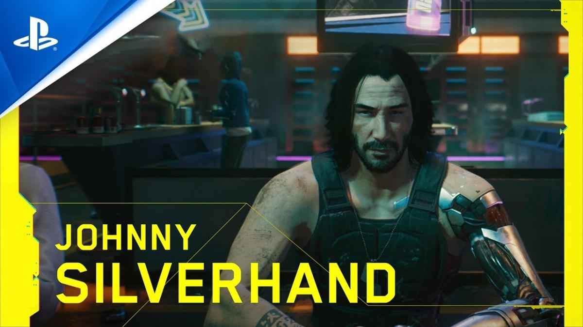 Cyberpunk 2077 – Johnny Silverhand Story Trailer