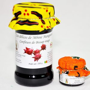 Confiture de Bissap Rouge