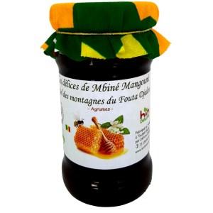Miel d'agrumes 350g