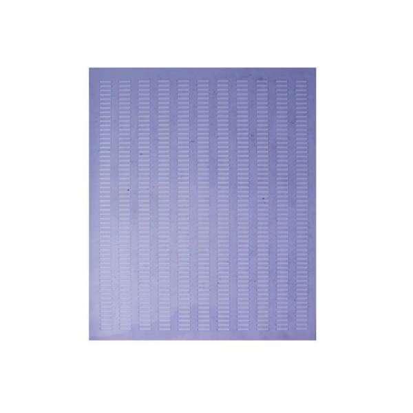 Escludi regina plastica trasparente Lyson (42,5 cm x 49,5cm)