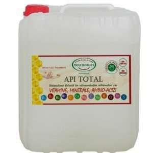Apitotal Dulcofruct vitamine proteine e amminoacidi per api 13kg