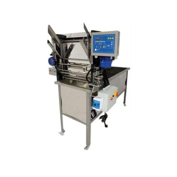Disopercolatrice automatica a circuito chiuso a 230v con coltelli riscaldati Lyson