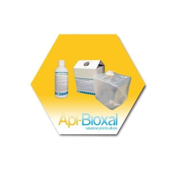 Api bioxal ossalico con glicerolo conf. 5L