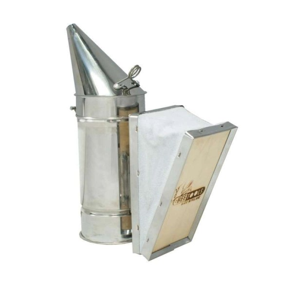 Affumicatore a imbuto inox senza protezione(10*31cm)