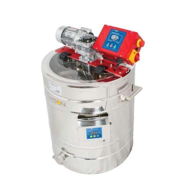 Miscelatore miele pareti riscaldate capienza 140kg, 230V Lyson