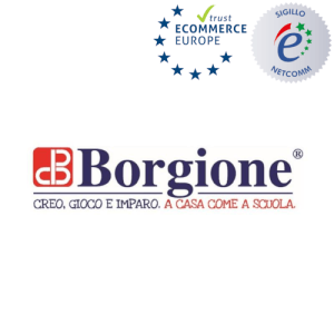 Borgione sito autorizzato sigillo netcomm