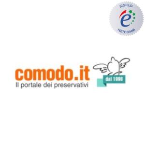 comodo.it sito autorizzato sigillo netcomm