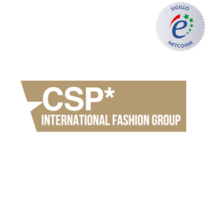 CSP International Fashion Group sito autorizzato sigillo netcomm