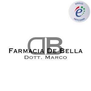 Farmacia De Bella sito autorizzato sigillo netcomm
