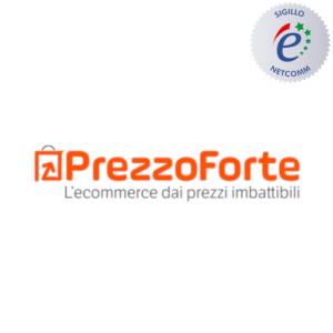 Prezzoforte sito autorizzato sigillo netcomm