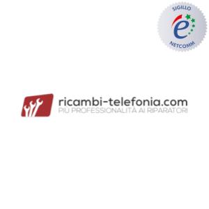 ricambi-telefonia sito autorizzato sigillo netcomm