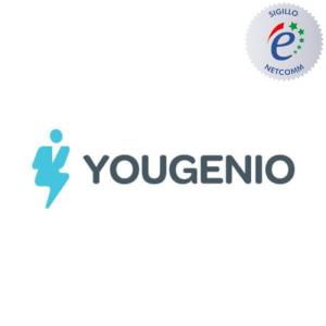 Yougenio sito autorizzato sigillo netcomm