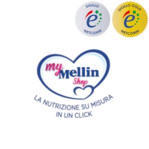My Mellin Shop sito autorizzato sigillo netcomm