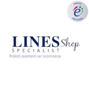 lines shop specialist sito autorizzato sigillo netcomm