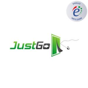 justgo sito autorizzato sigillo netcomm
