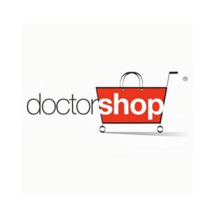 logo doctor shop socio netcomm