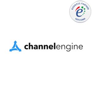 logo channelengine socio netcomm