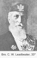 C. W. Leadbeater