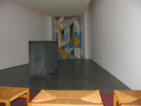 United Nations Meditation Room