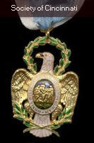 The Society of Cincinnati Heraldic Insignia