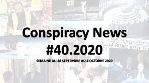 Conspiracy News #40.2020