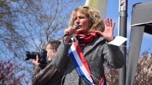 À Metz, Martine Wonner en tournée contre la « dictature sanitaire »