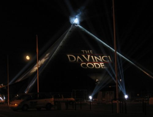 Davinci Code Pyramid