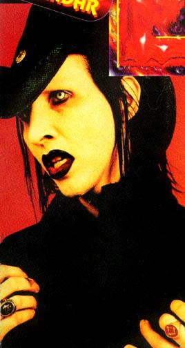 Marilyn Manson Masonic Ring