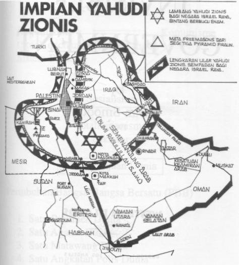 Symbolic Snake of Zion