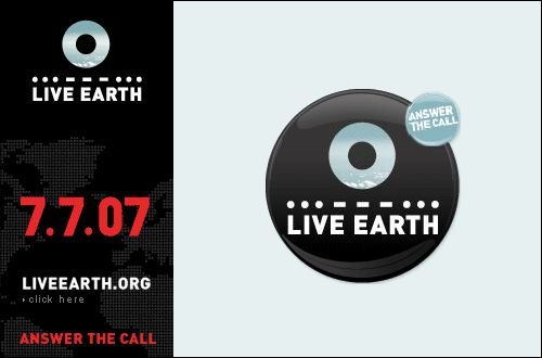 Live Earth Eye