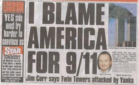 Jim Corr 9/11
