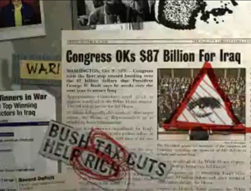 Eminem Mosh Illuminati