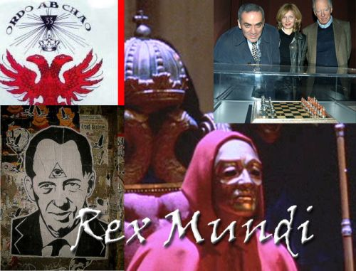 Illuminati Rex Mundi