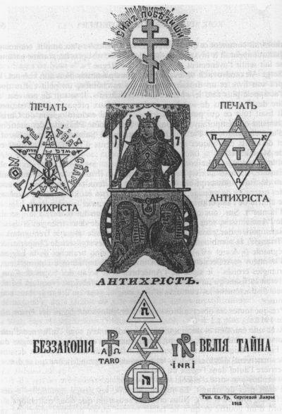 1912 Protocols Nilus