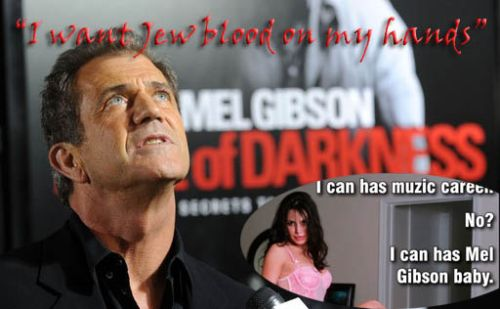Mel Gibson Jew Blood