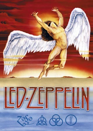 Led Zeppelin Lucifer