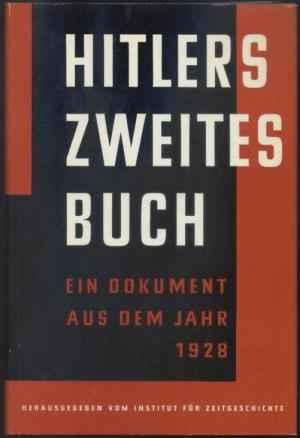 Hitler Secret Book