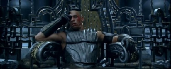 Riddick Throne