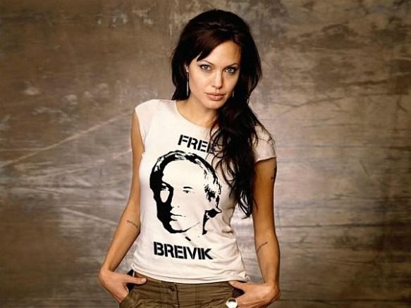 Free Breivik Jolie