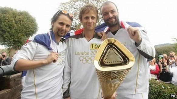 Muse Illuminati Torch Olympics