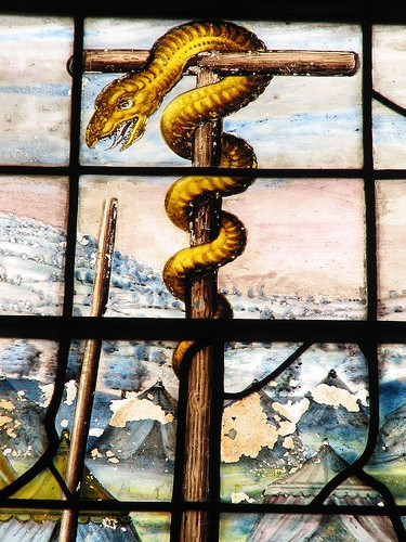 Serpent Pole