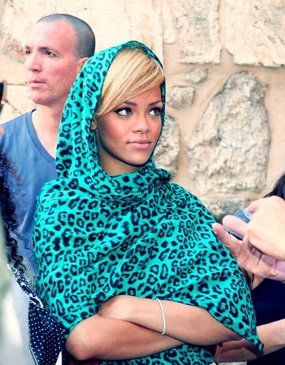 Rihanna Israel