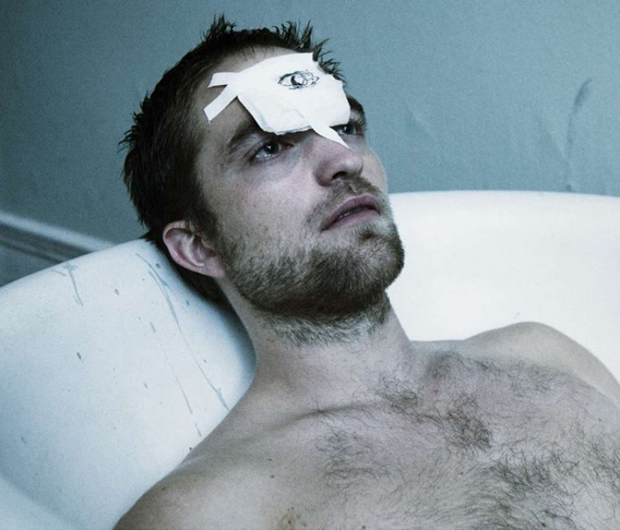 Robert Pattinson Third Eye