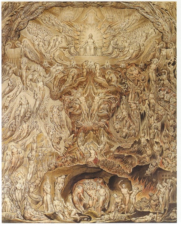 Blake Last Judgement